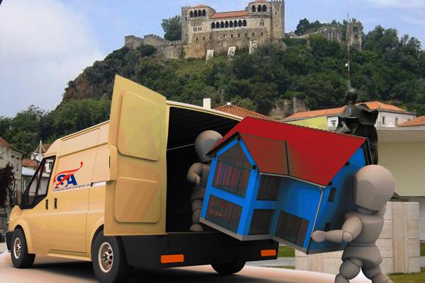 Empresas Mudanças Leiria, Mudanças Leiria, Mudanças em Portugal